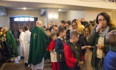 Msza św. z błogosławieństwem różańców
