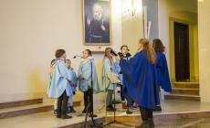 Msza św. z błogosławieństwem medalików